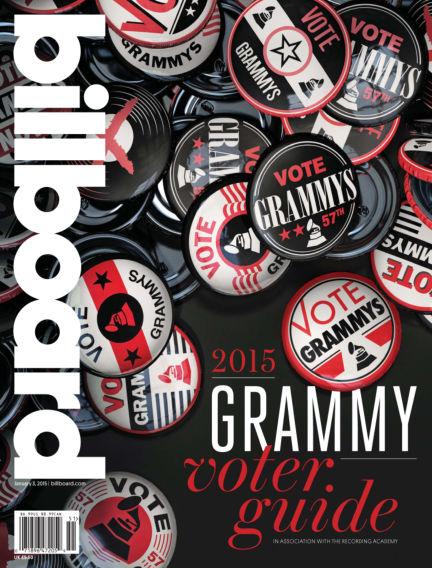 Billboard December 27, 2014 00:00