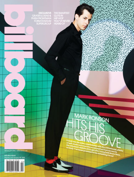 Billboard January 17, 2015 00:00