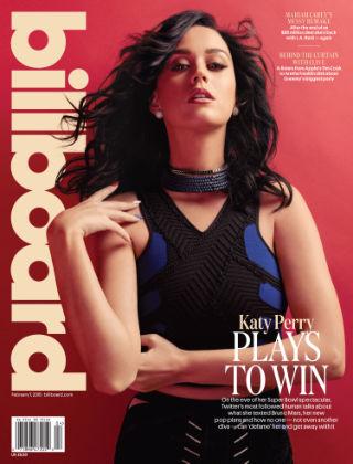 Billboard February 7, 2015