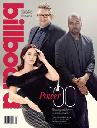 Billboard February 14, 2015