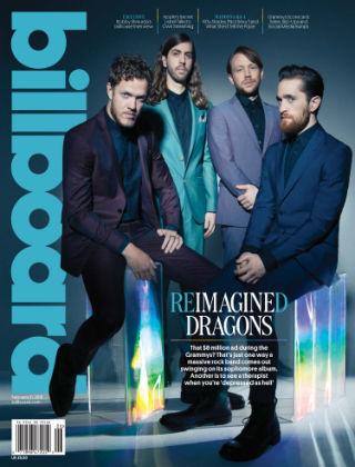 Billboard February 21, 2015