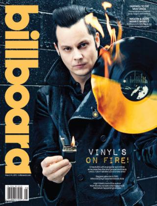 Billboard March 14, 2015