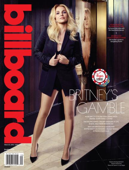 Billboard March 14, 2015 00:00