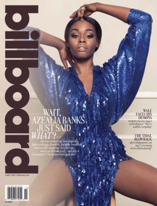Billboard April 11, 2015
