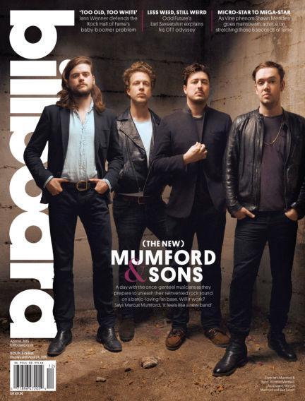 Billboard April 11, 2015 00:00