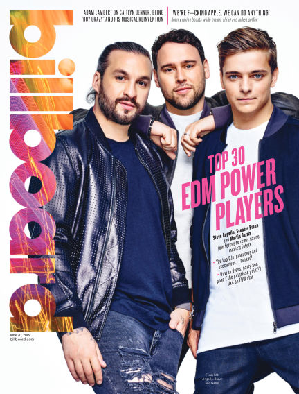 Billboard June 13, 2015 00:00