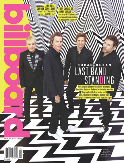 Billboard July 18, 2015 00:00