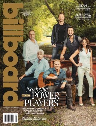 Billboard August 1, 2015