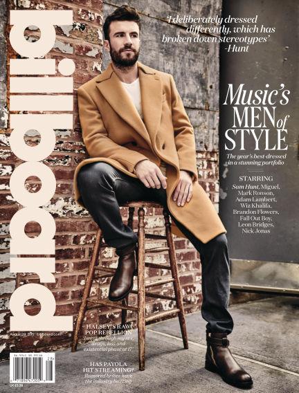 Billboard August 22, 2015 00:00