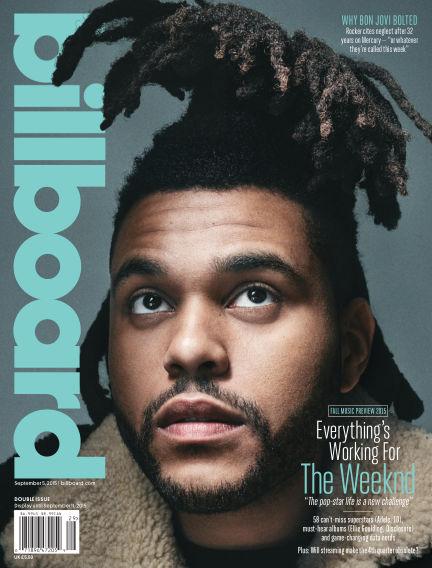 Billboard August 29, 2015 00:00