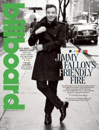 Billboard September 26, 2015
