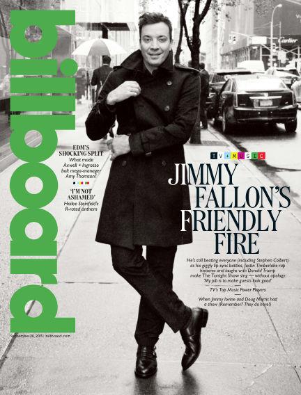 Billboard September 19, 2015 00:00