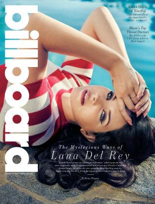 Billboard October 31, 2015