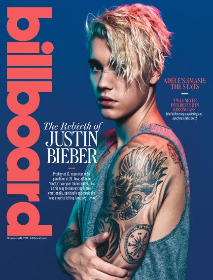Billboard November 06, 2015 00:00