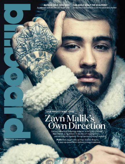 Billboard January 08, 2016 00:00