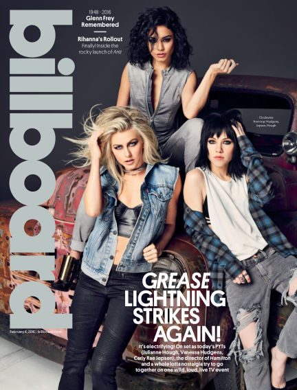 Billboard January 29, 2016 00:00