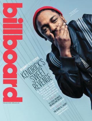 Billboard Feb 13 2016