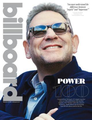 Billboard Feb 20 2016