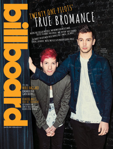 Billboard April 08, 2016 00:00