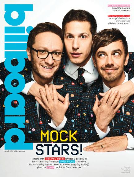 Billboard May 27, 2016 00:00