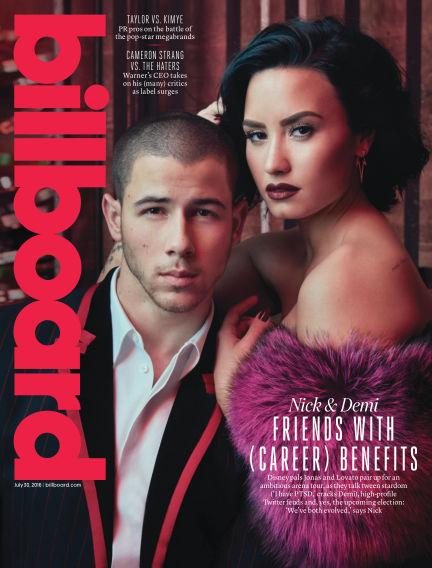 Billboard July 22, 2016 00:00