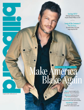 Billboard Aug 6 2016