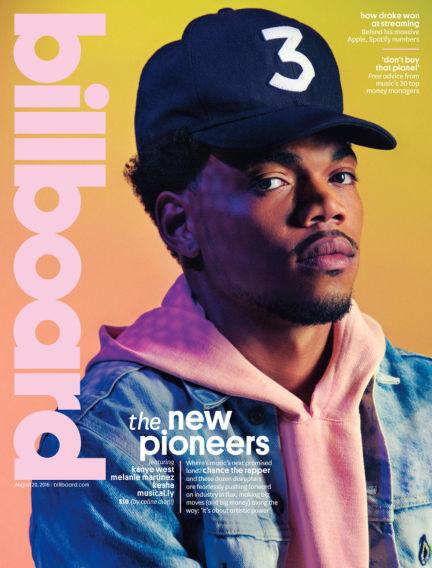Billboard August 12, 2016 00:00