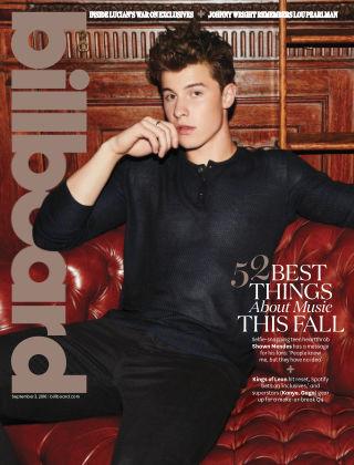 Billboard Sep 3 2016