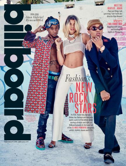 Billboard September 09, 2016 00:00