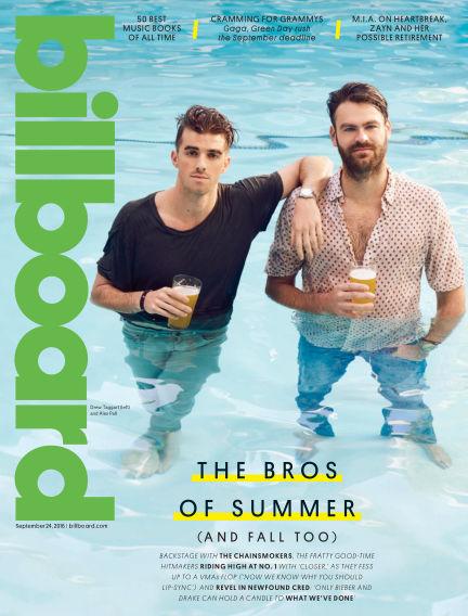 Billboard September 16, 2016 00:00
