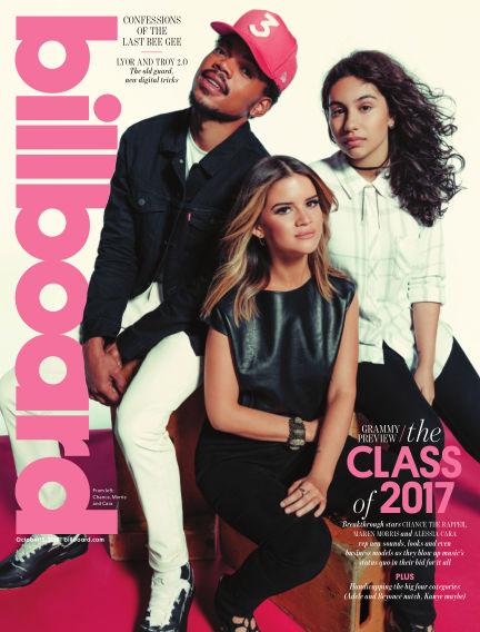 Billboard October 07, 2016 00:00