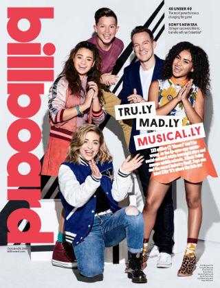 Billboard Oct 29 2016