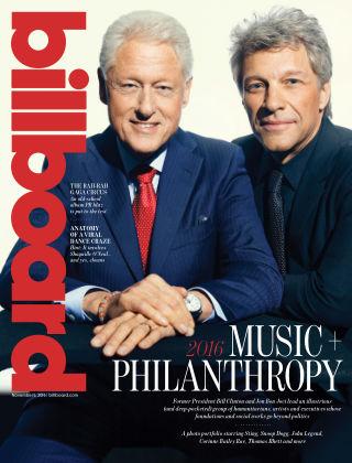 Billboard Nov 5 2016