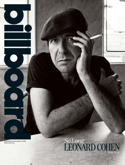 Billboard November 18, 2016 00:00