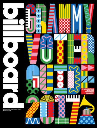 Billboard Jan 7 2017