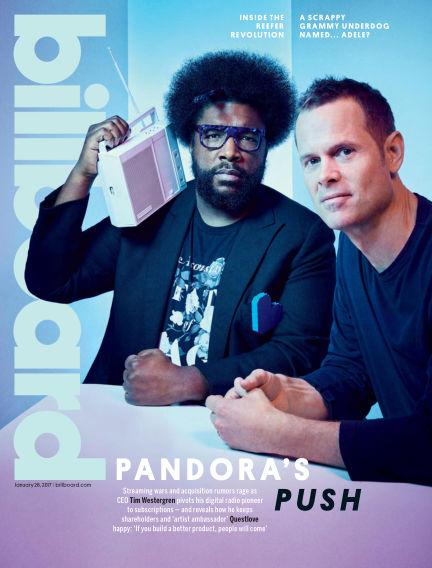 Billboard January 20, 2017 00:00