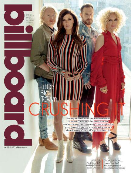 Billboard April 07, 2017 00:00