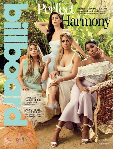 Billboard July 14, 2017 00:00