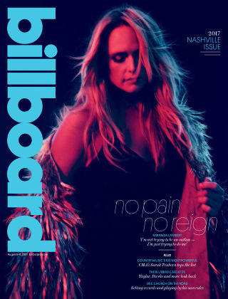 Billboard Aug 5-11 2017