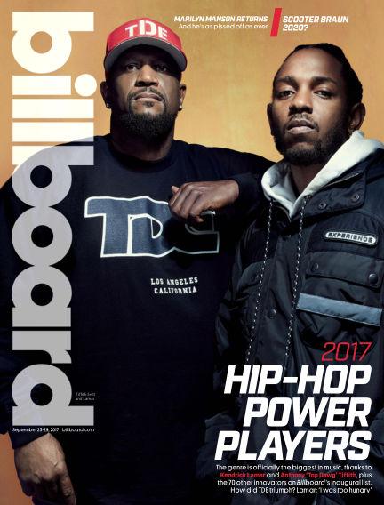 Billboard September 15, 2017 00:00