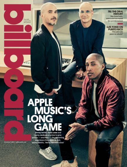 Billboard September 29, 2017 00:00