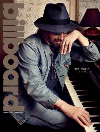 Billboard Oct 14-20 2017