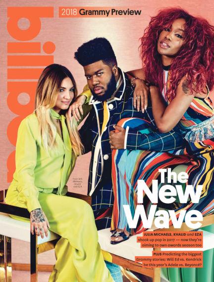 Billboard October 20, 2017 00:00