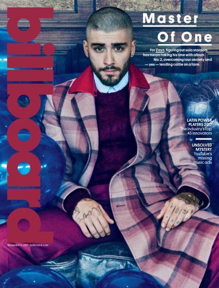 Billboard November 03, 2017 00:00