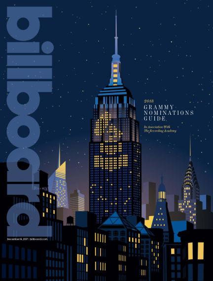 Billboard December 08, 2017 00:00