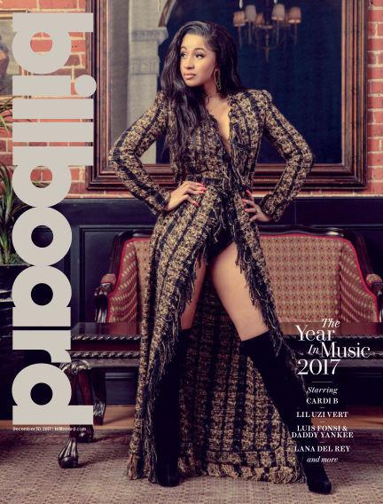 Billboard December 22, 2017 00:00