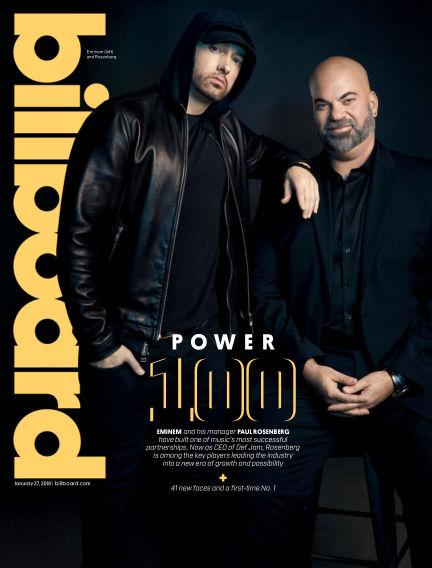 Billboard January 27, 2018 00:00