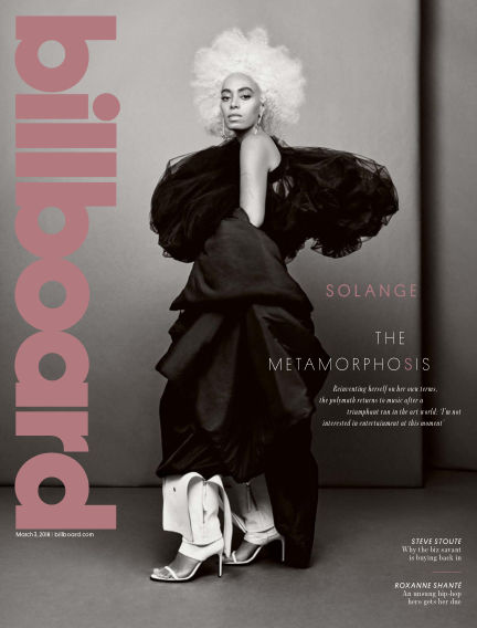 Billboard March 02, 2018 00:00