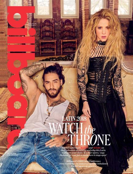 Billboard April 20, 2018 00:00