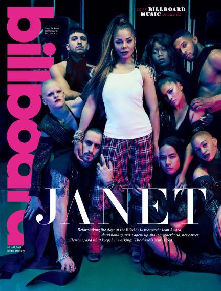 Billboard May 18, 2018 00:00
